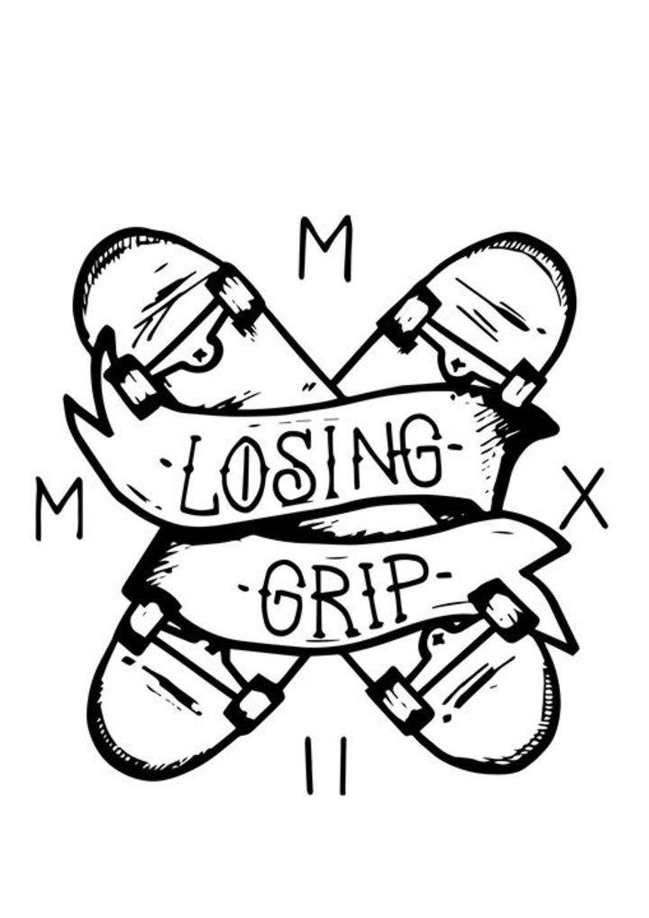 LOSING GRIP Tour Dates