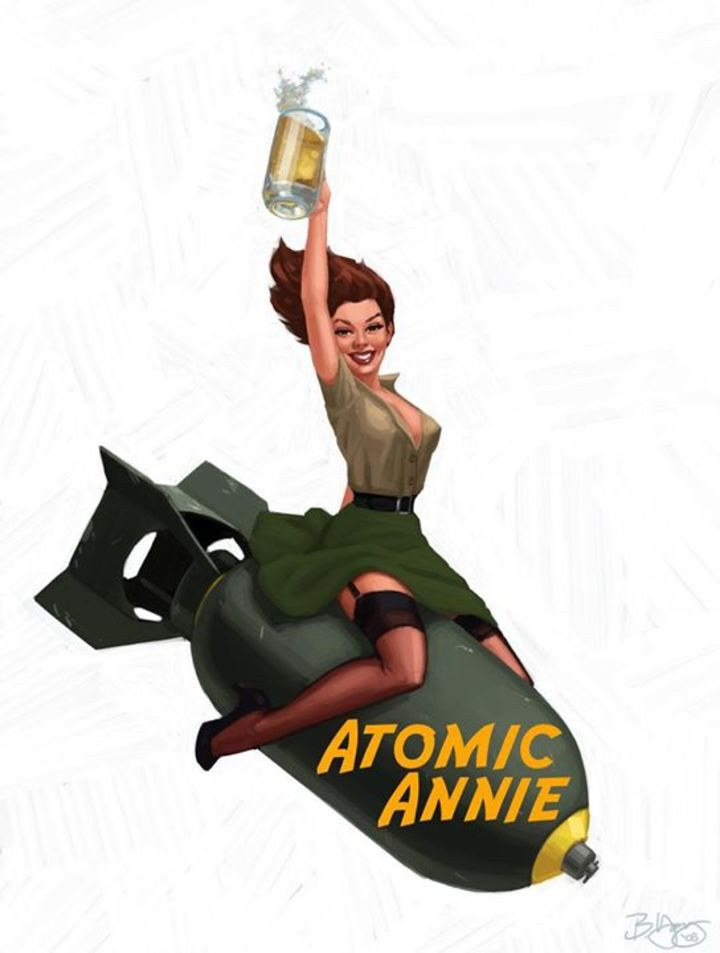 Atomic Annie Tour Dates