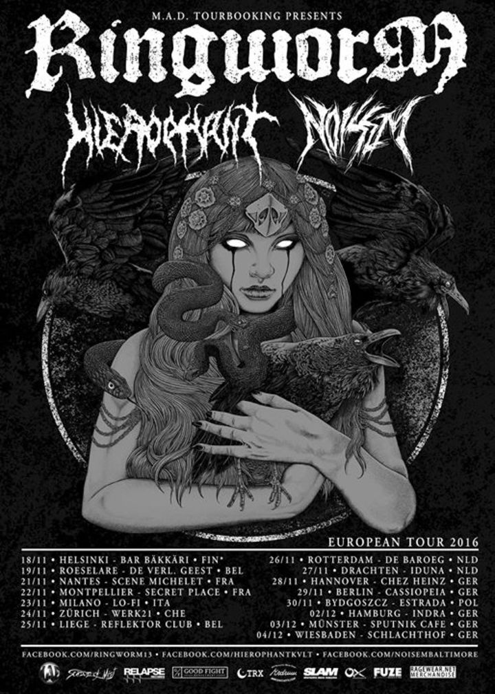Noisem Tour Dates