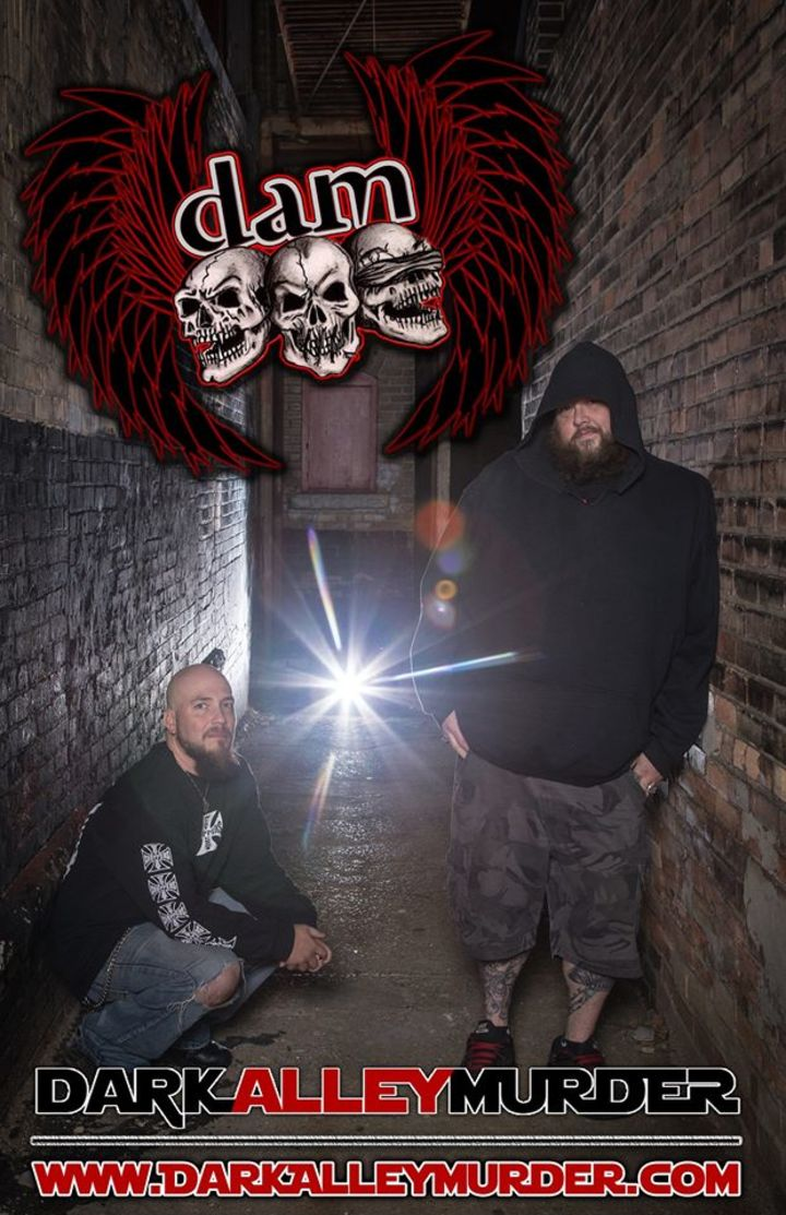 Dark Alley Murder Tour Dates
