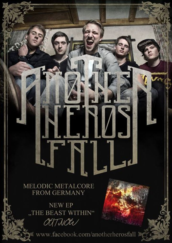 Another Hero's Fall Tour Dates
