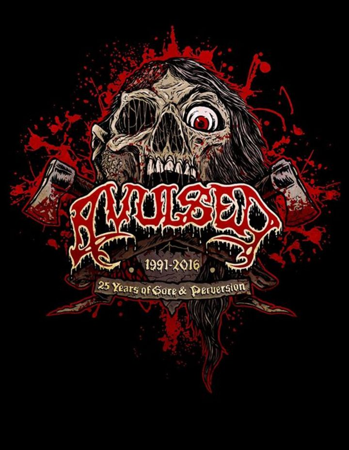 Avulsed Tour Dates