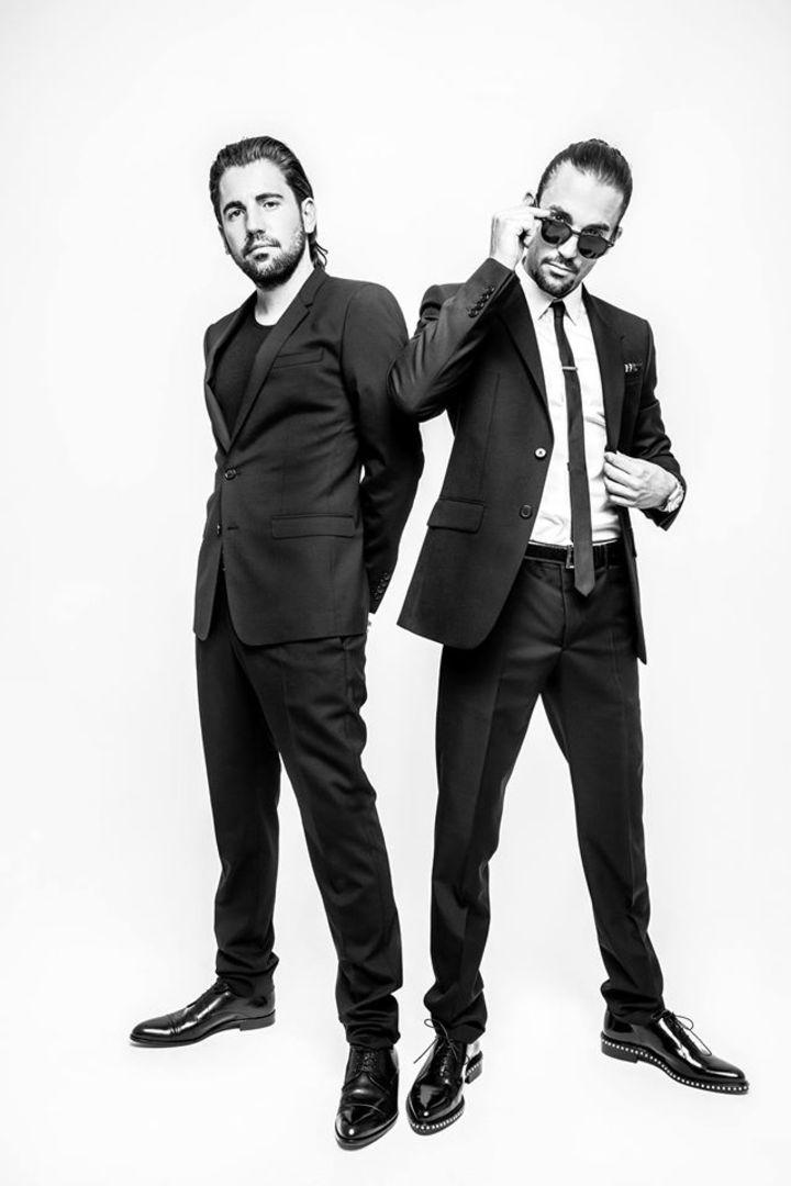 Dimitri Vegas And Like Mike @ Bringing The Madness - Sportpaleis - Antwerp, Belgium