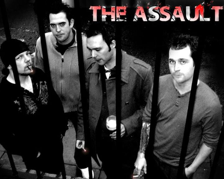 The Assault Tour Dates
