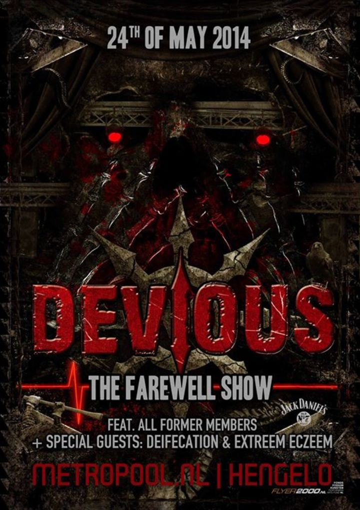 Devious Tour Dates