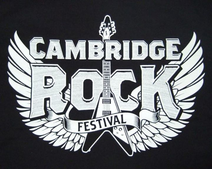 Cambridge Rock Festival Tour Dates
