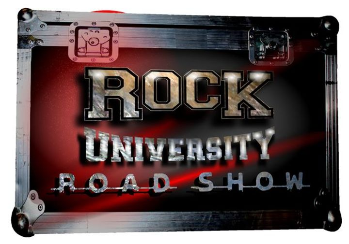 Rock U Road Show Tour Dates