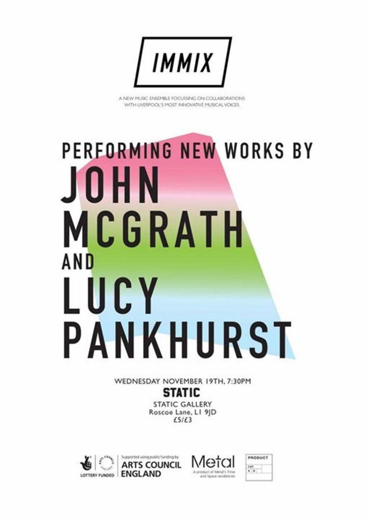 John McGrath Tour Dates