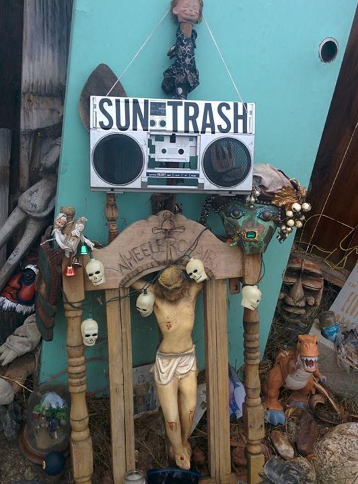 Sun Trash Tour Dates