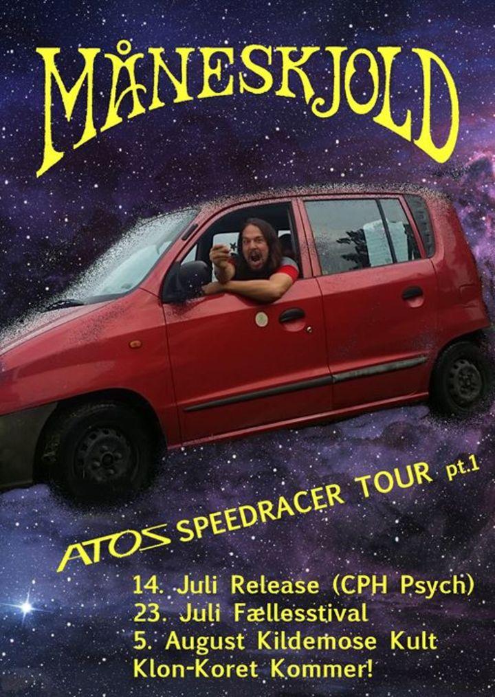 Måneskjold Tour Dates