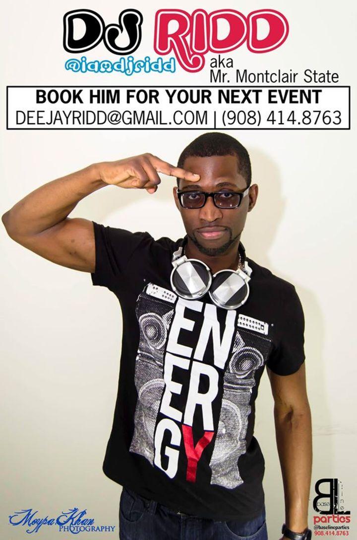 DJ Ridd Tour Dates