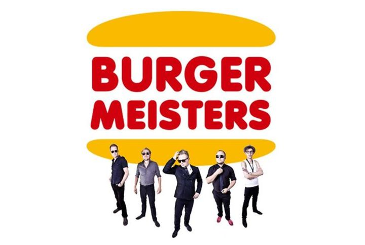 Burgermeisters Tour Dates