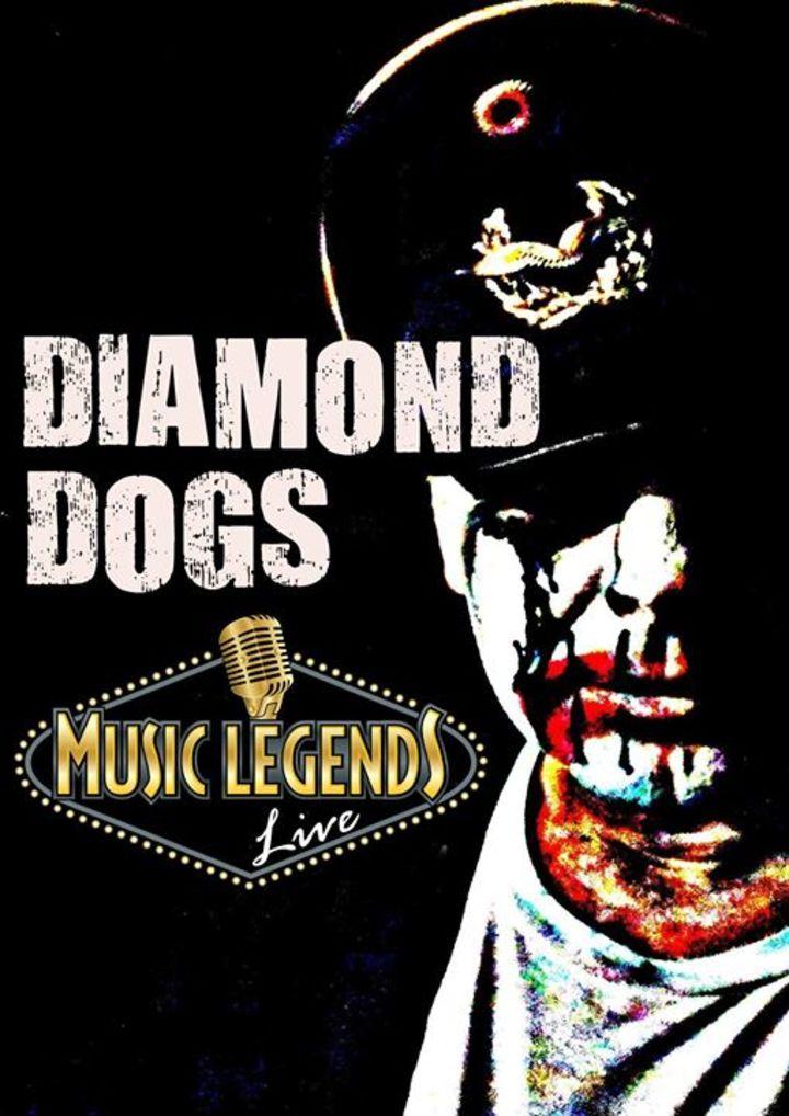 Diamond Dogs Tour Dates