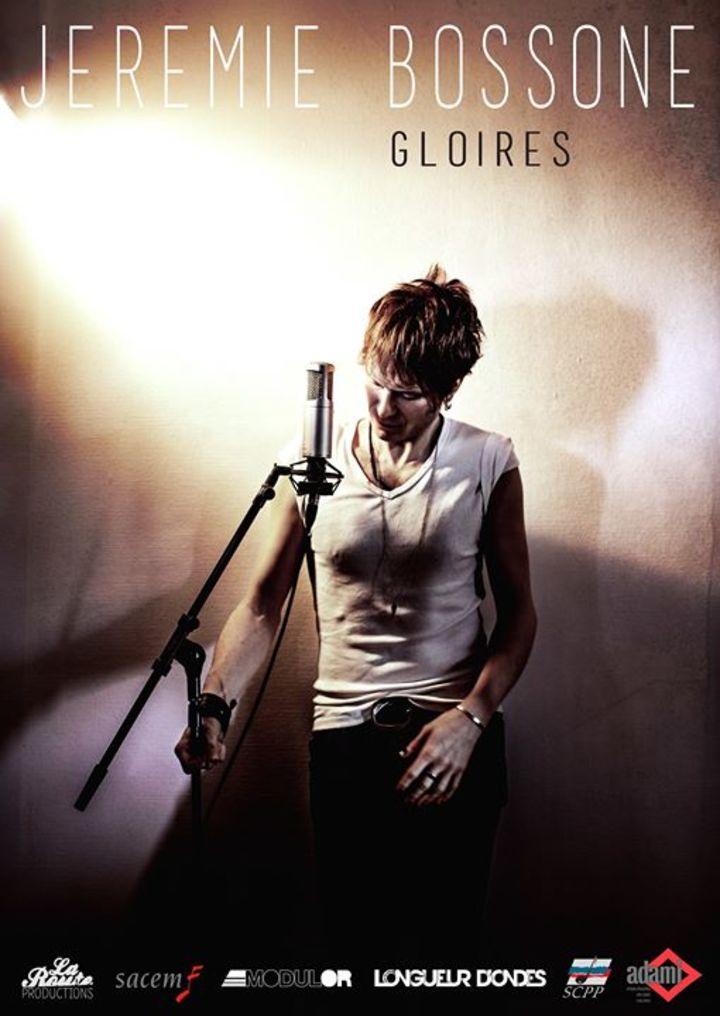 Jérémie Bossone Tour Dates