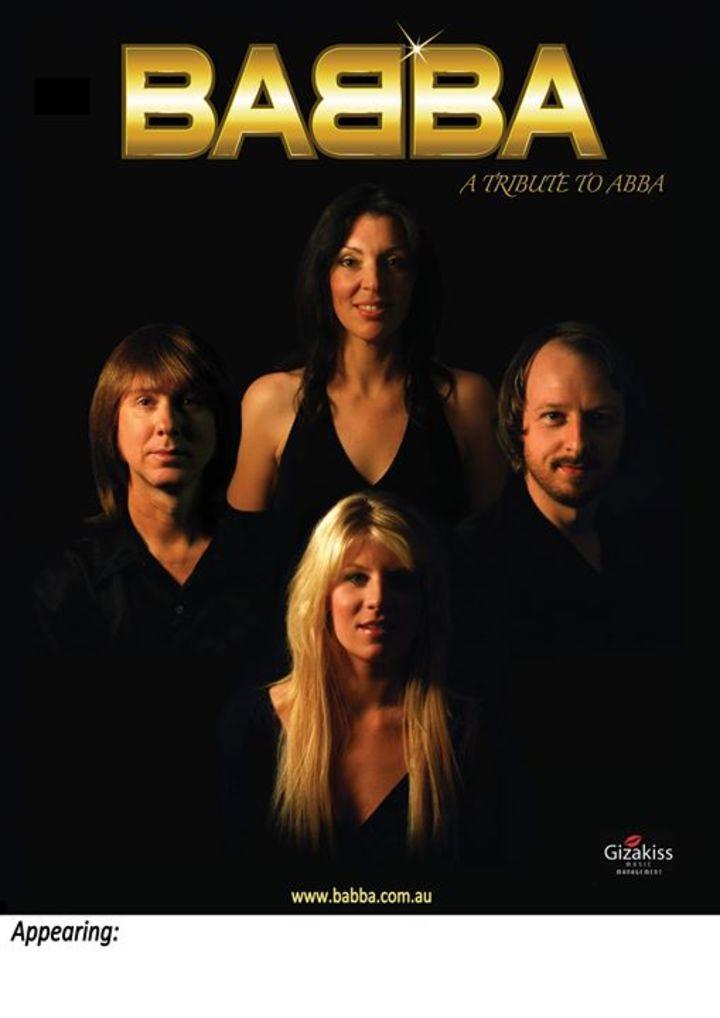 BABBA - Australia's Premier ABBA Show Tour Dates