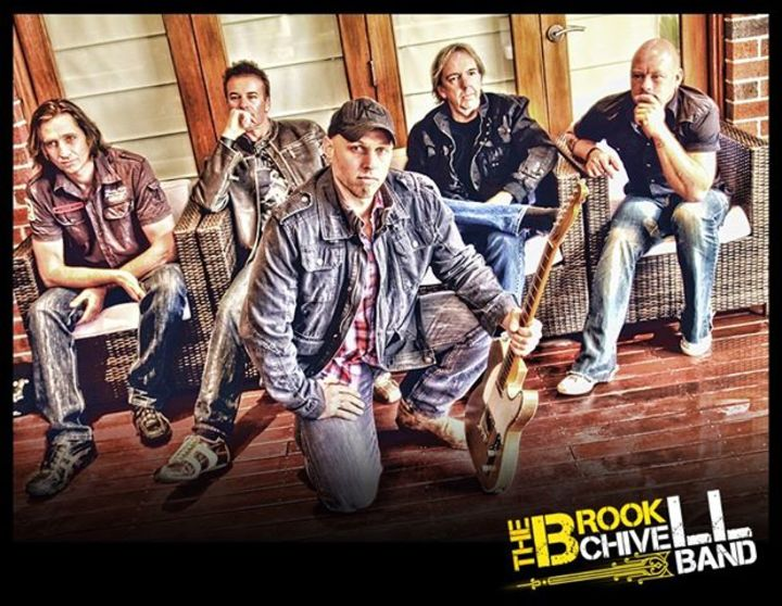 The Brook Chivell Band Tour Dates