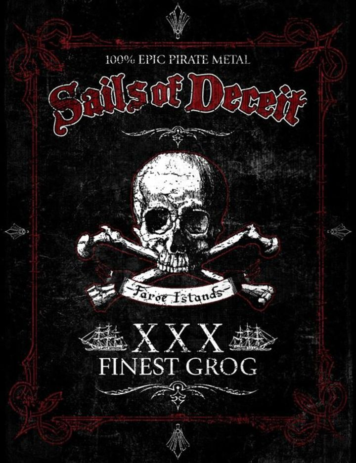 Sails Of Deceit Tour Dates