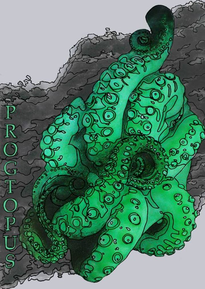 Progtopus @ La Sala Rossa - Montreal, Canada