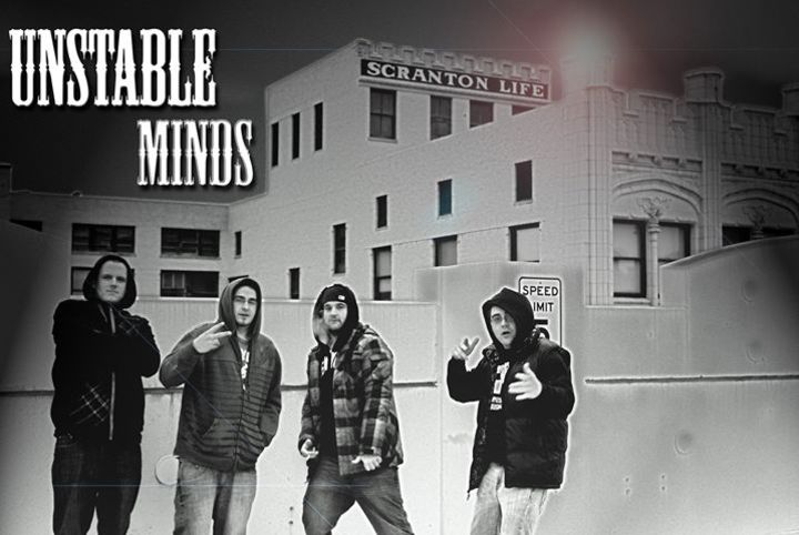UNSTABLE MINDS Tour Dates