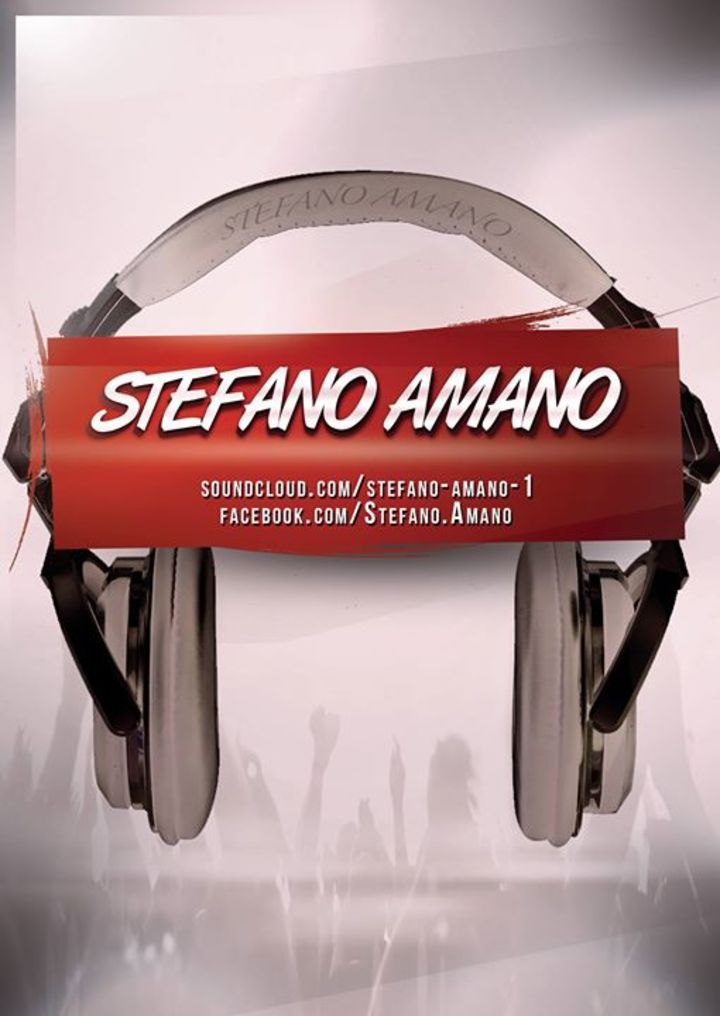 Stefano Amano Tour Dates
