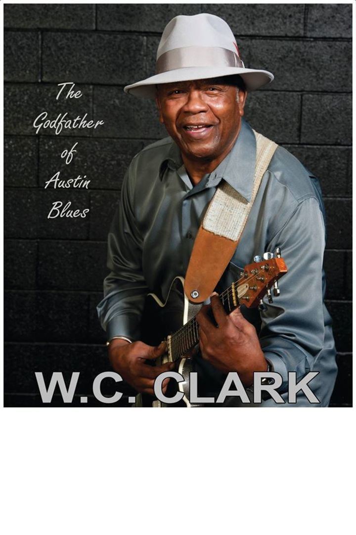 W. C. Clark Blues Revue Tour Dates