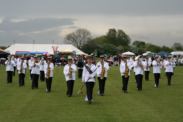 Derby Midshipmen Band - Show & Marching Band @ Skelton Agricultural Show - Penrith, United Kingdom