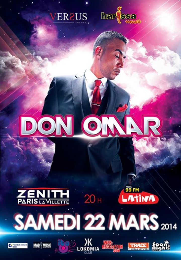 Don Omar Tour Dates
