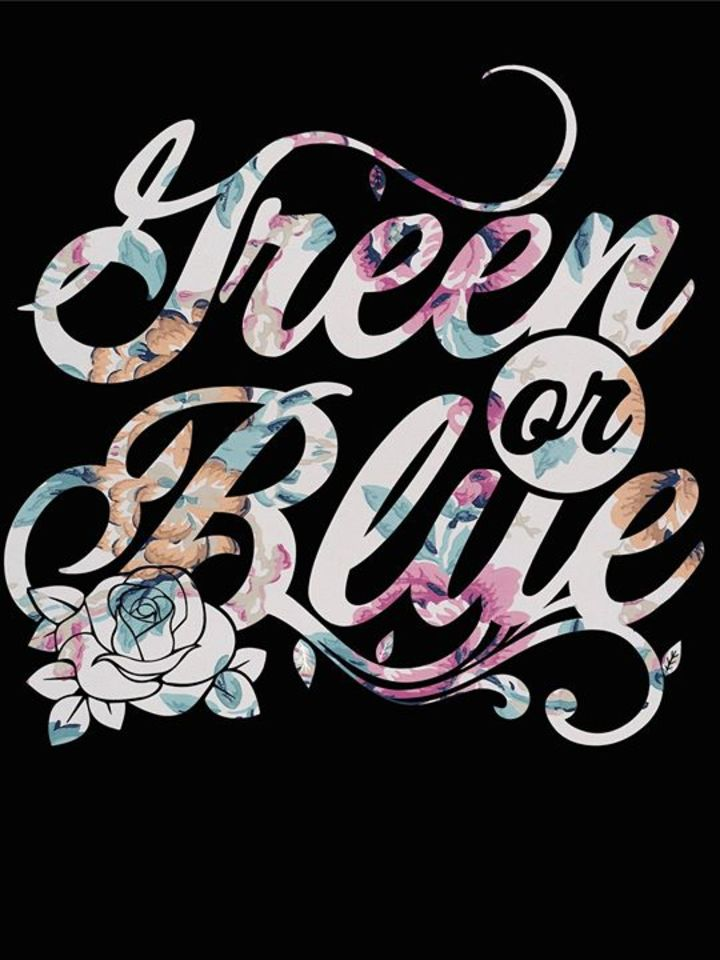 Green or Blue Tour Dates