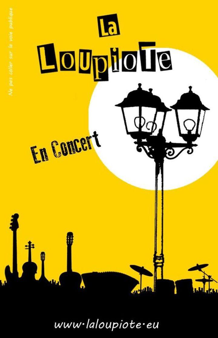La Loupiote Tour Dates