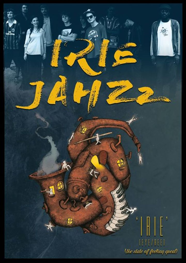 IRIE JAHZz Tour Dates