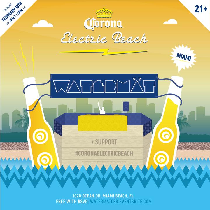 Electric Beach @ Clevelander - Miami Beach, FL
