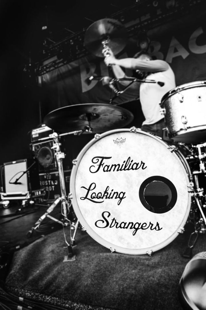 Familiar Looking Strangers Tour Dates