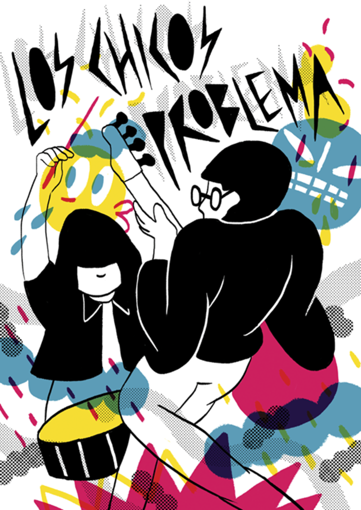 Los Chicos Problema Tour Dates