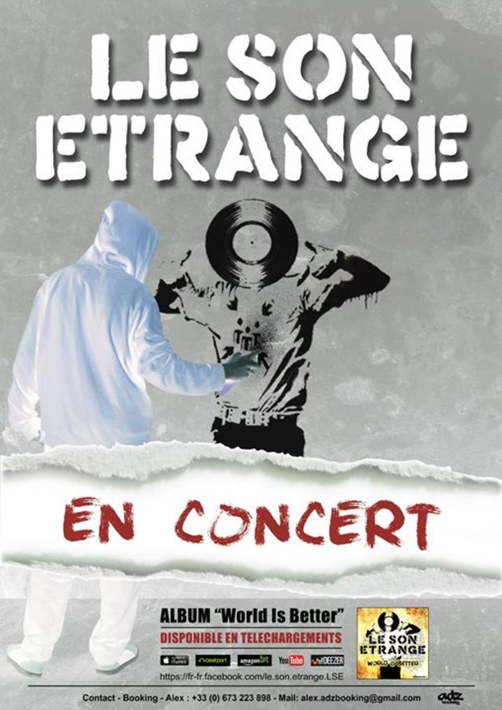 LE SON ÉTRANGE Tour Dates