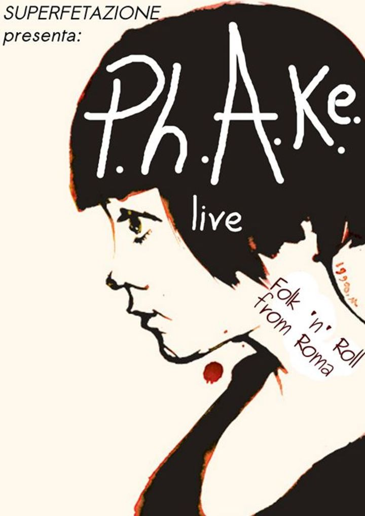 PHAKE Tour Dates