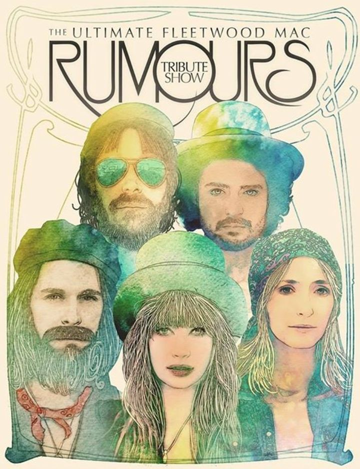 Rumours: The Ultimate Fleetwood Mac Tribute Show @ Harnourfront Theatre - Summerside, Canada