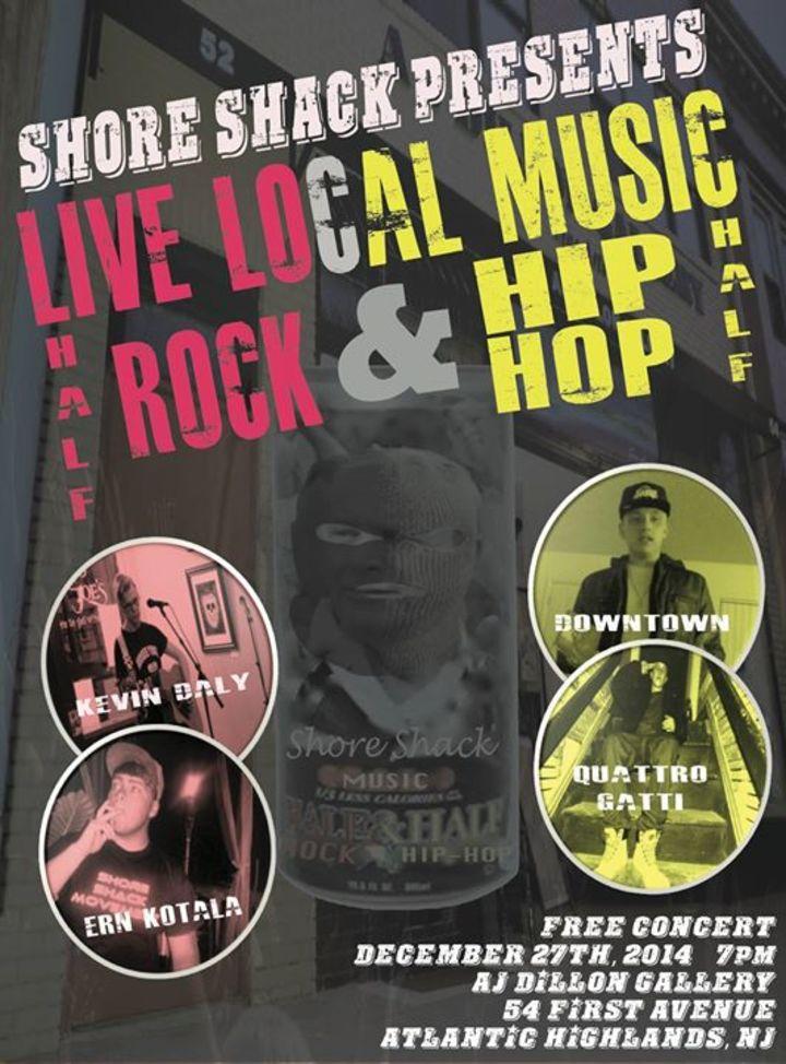 Shore Shack Movement Tour Dates