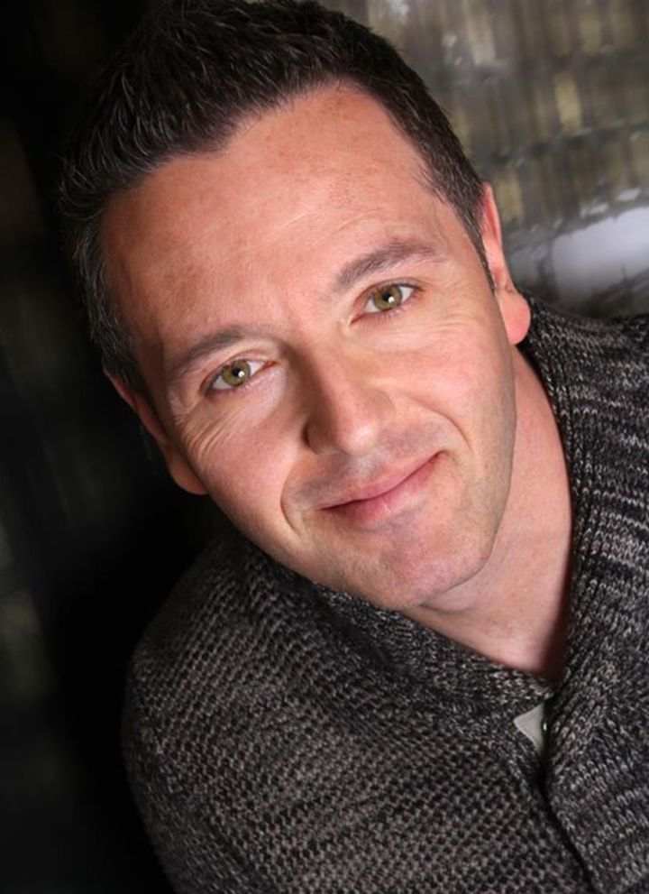 John Edward @ The Oncenter Crouse Hinds Theater - Syracuse, NY