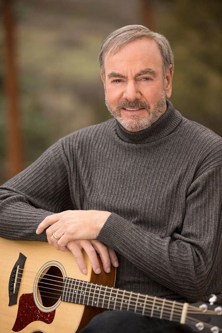 Neil Diamond Tour Dates