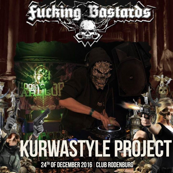 Kurwastyle Project Tour Dates