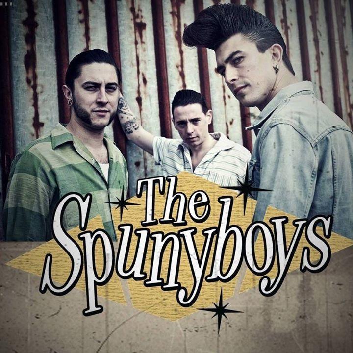 The Spunyboys Tour Dates