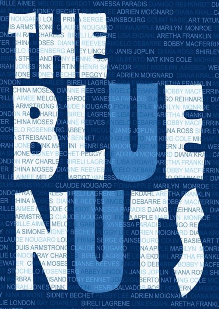 The BLUE NUTS Tour Dates