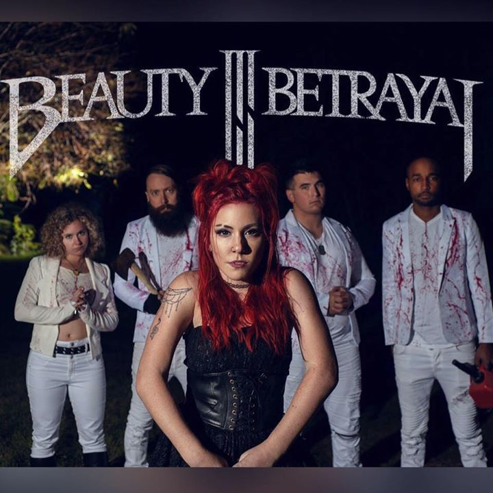Beauty Is Betrayal Tour Dates