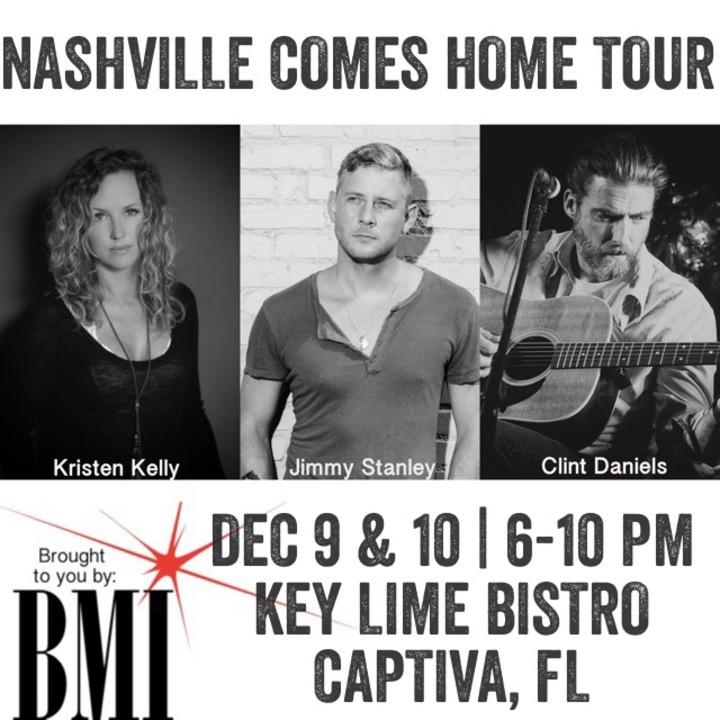 Kristen Kelly @ Keylime Bistro - Captiva, FL