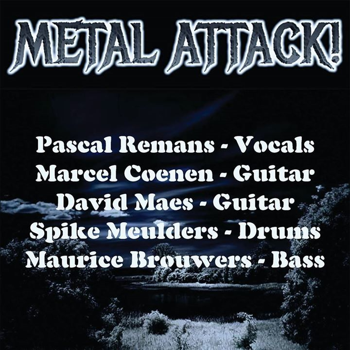 Metal Attack Tour Dates