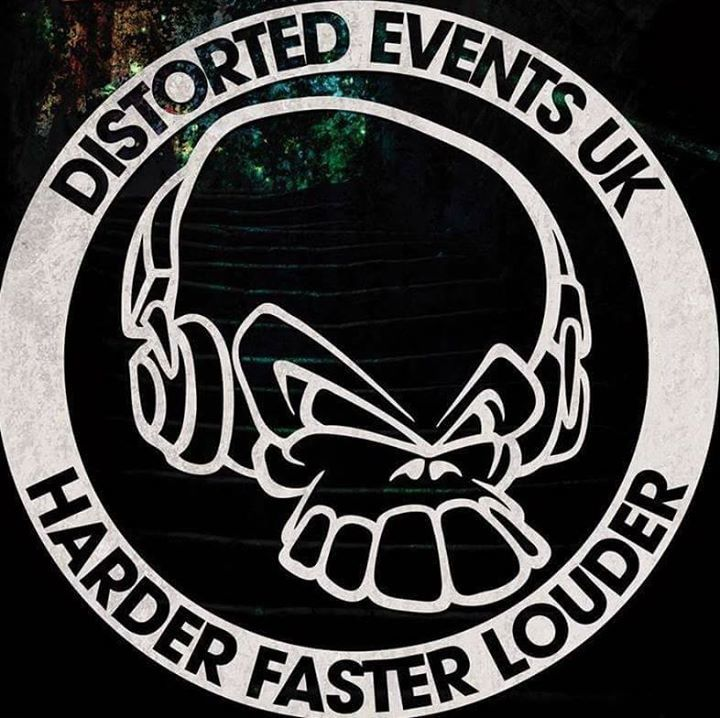 Distorted Events UK Tour Dates