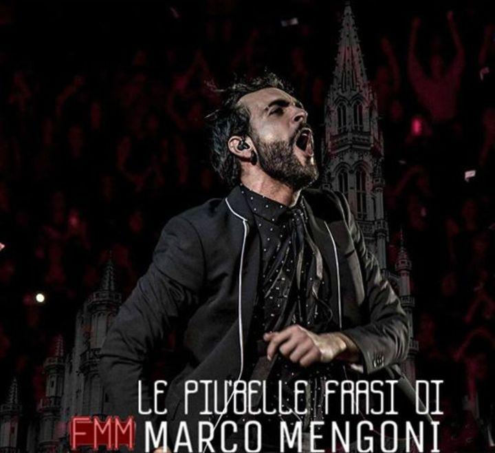 Le Più Belle Frasi di Marco Mengoni @ PalaPrometeo - Ancona, Italy