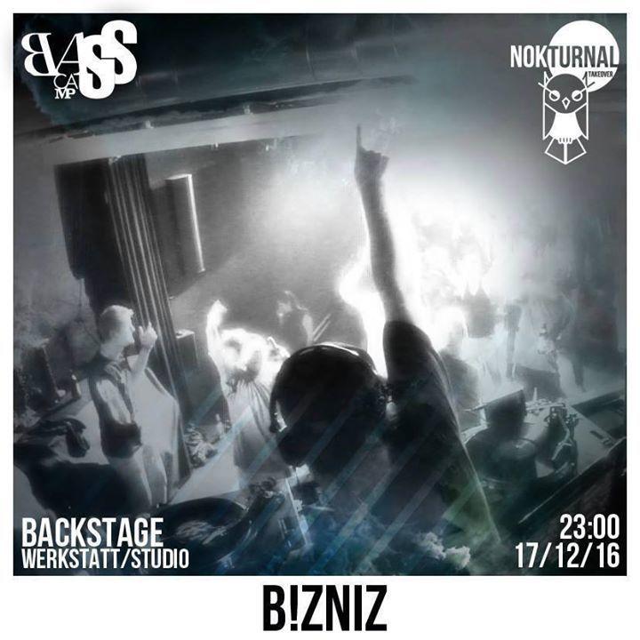 B!ZNiZ Tour Dates