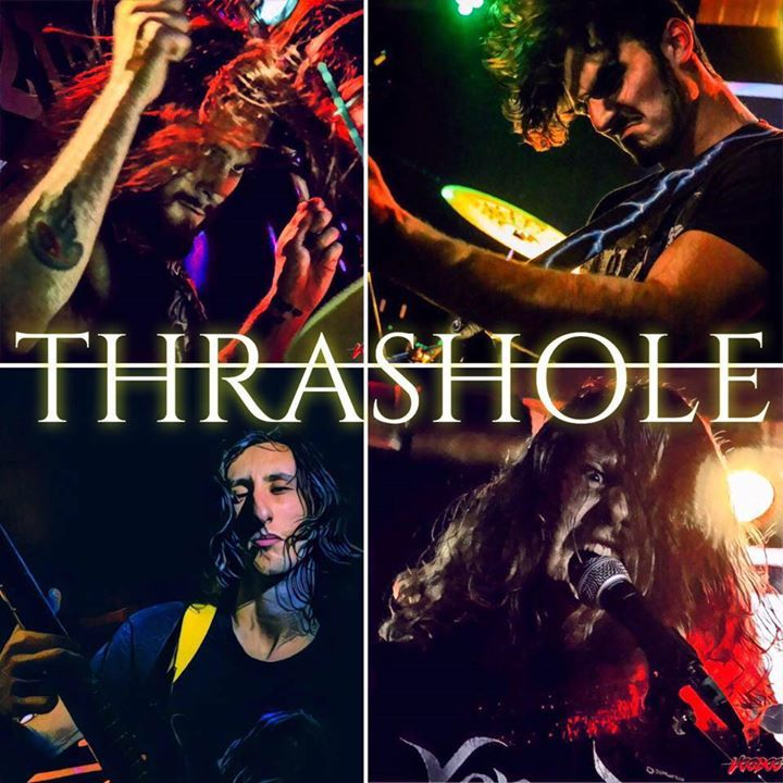 Thrashole Tour Dates
