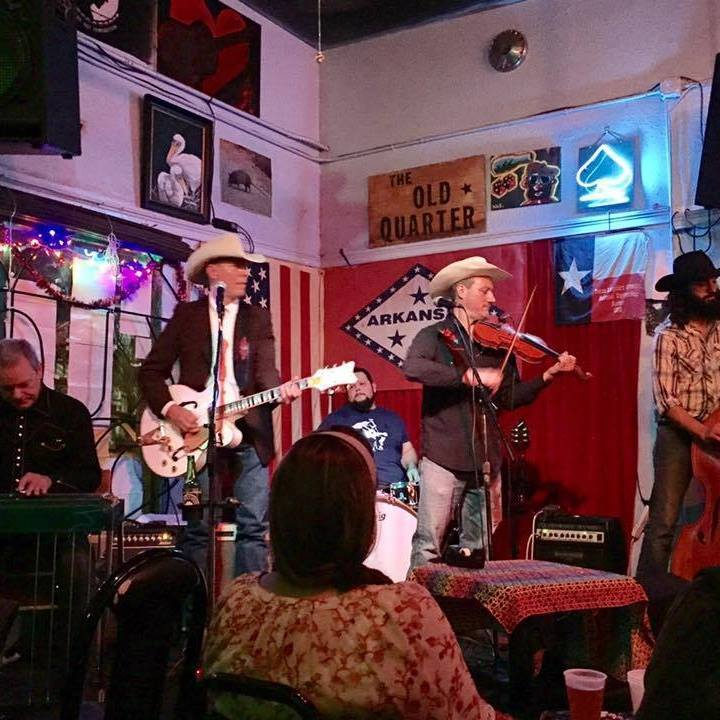 Kevin Anthony & G-Town @ Old Quarter Acoustic Cafe - Galveston, TX